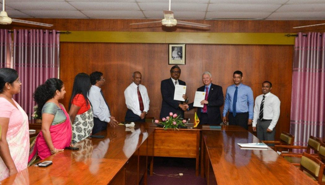 MoU between the Department of Finance and CISI